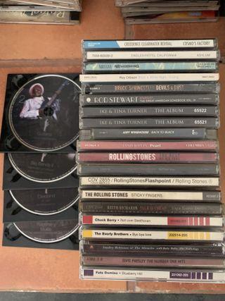 Discoteca de 152 CD - música en CD