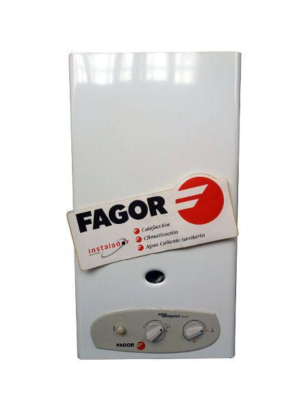 CALENTADOR DE GAS NUEVO DE 11 LITROS.