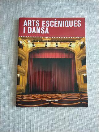 LIBRO DE TEXTO ARTES ESCENICAS BACHILLER