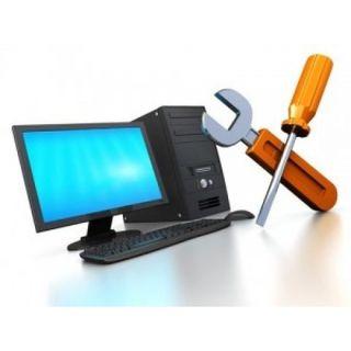 Reparación, soporte y mantenimiento de PC