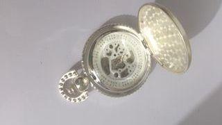 Reloj bolsillo cuerda