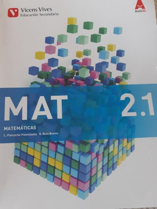Libros de Matematicas de 2° ESO