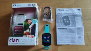 Clan Watch reloj inteligente