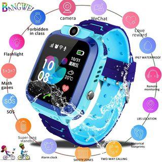 SmartW Kids Reloj Inteligente para niños