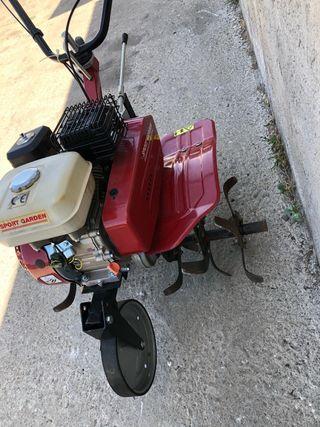 Rotavator motoazada
