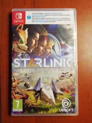 Juego Starlink battle for atlas Nintendo switch