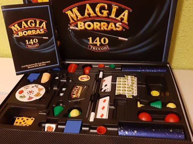 juego d magia