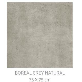 Porcelanico rectificado primera calidad color gris