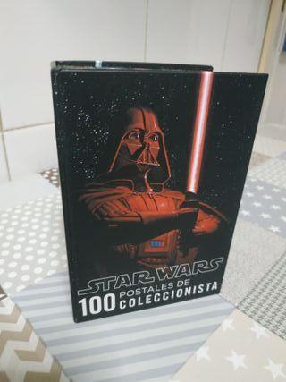 Star Wars, 100 postales de coleccionista