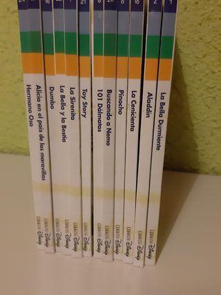 mini colección cuentos