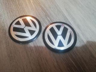 Logos Nuevos Tapacubos Ruedas Volkswagen Adhesivos