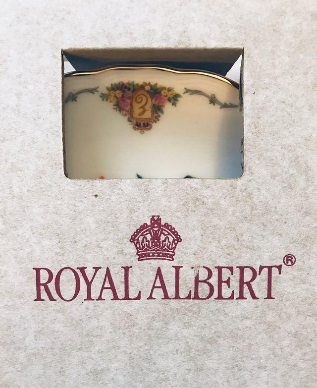 Collector's Plate - Royal Albert