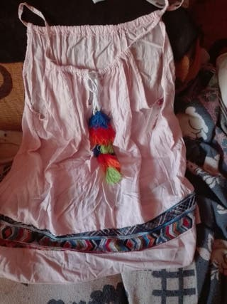 blusa nueva ibicenca talla unica