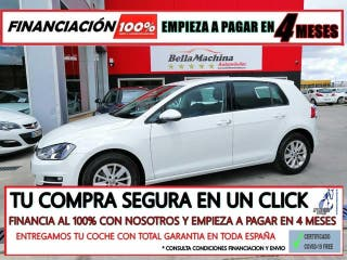Volkswagen Golf VII 1.6 TDI 110 CV BUSINESS BMT *** FINANCIACION ***