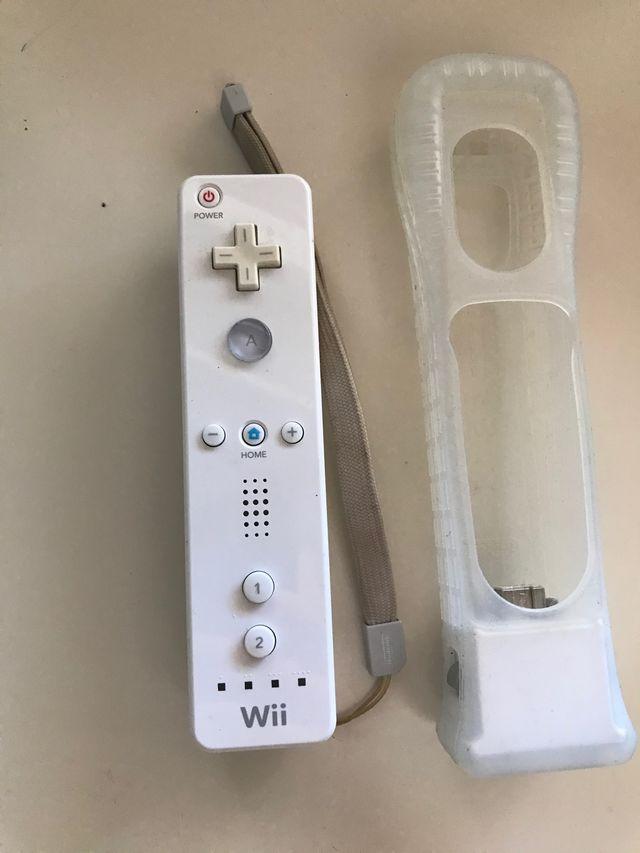 Mando Wii con Motion plus