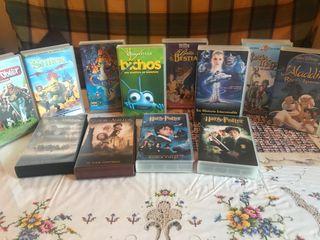 Películas variadas VHS