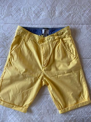 Pantalón corto Timberland talla 12 años