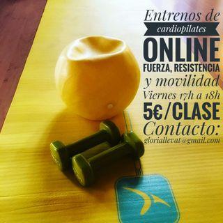 Clases de Pilates online