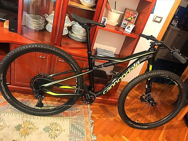 Cannondale Scalpel si 5