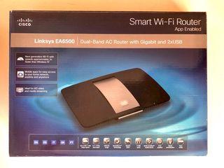Smart WiFi Router Cisco EA6500