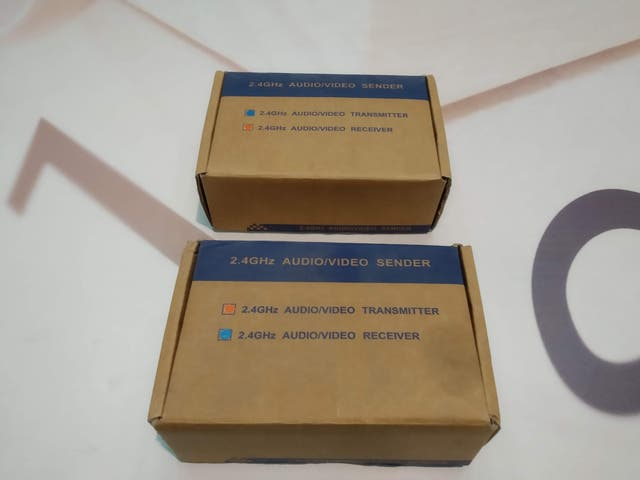 Sistema inalámbrico de audio y video