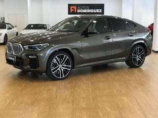 BMW X6 XDRIVE 30dA PACK M 265 CV