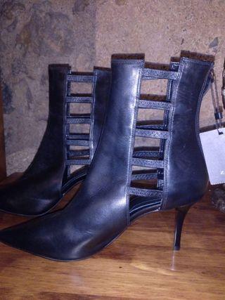 Zapatos de tacón Zara talla 38
