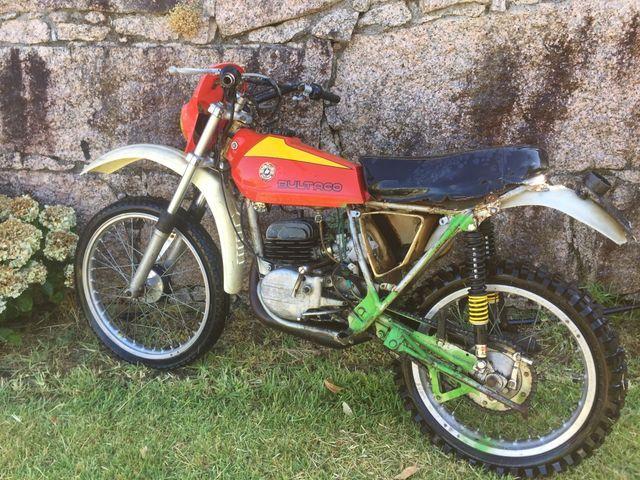 Bultaco Frontera 75