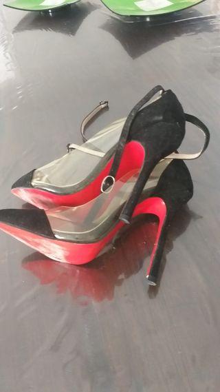 zapato Christian Louboutin n 38