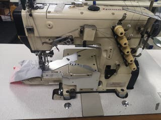 máquina industrial recubridora yamato