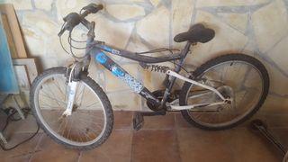 bicicleta niño teens fs 24 Cambios Shimano