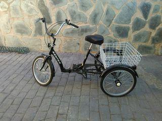 Vendo bicicleta nueva.