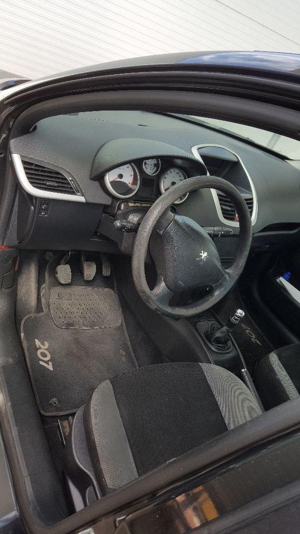 Peugeot 207 2007