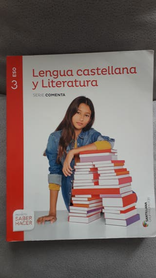COMO NUEVO Lengua castellana y literatura 3 Eso