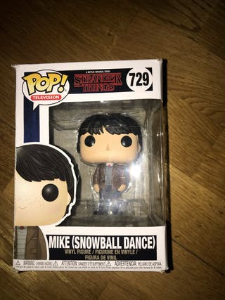 Funko pop STRANGERS THINGS MIKE SNOWBALL DANCE