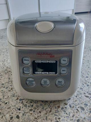 robot de cocina chef o Matic 3000