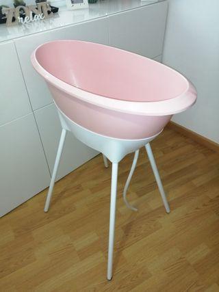 Bañera de bebé LUMA