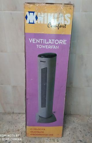 Ventilador Torre de segunda mano en Viladecans en WALLAPOP