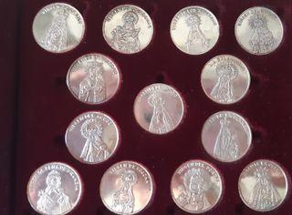 Monedas / arras vírgenes Asturias