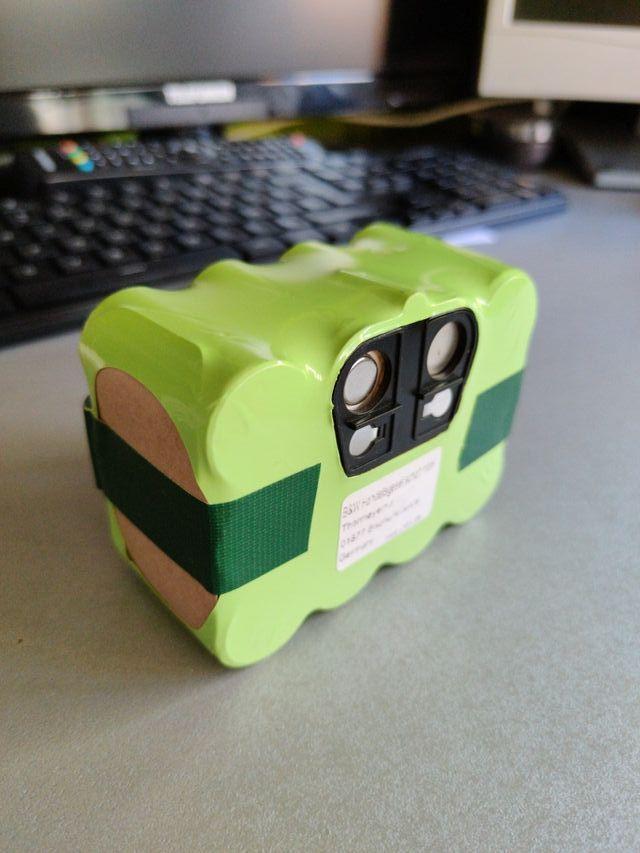 Batería robot aspirador.