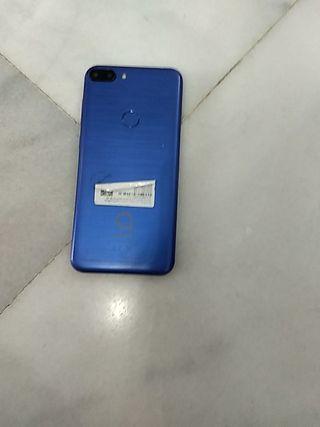 Alcatel azul