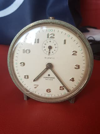Reloj Despertador Junghans