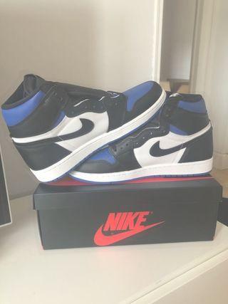 Zapatillas Nike Air Jordan de segunda mano en WALLAPOP