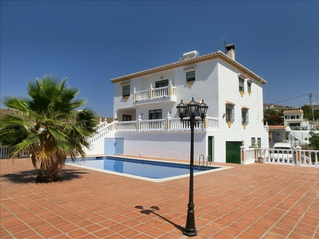 Casa en alquiler (Algarrobo, Málaga)