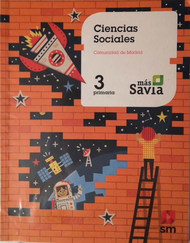 Ciencias Sociales 3 de Primaria (savia)