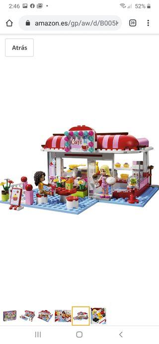 Armables LEGO FRIEND Emma Y Andrea