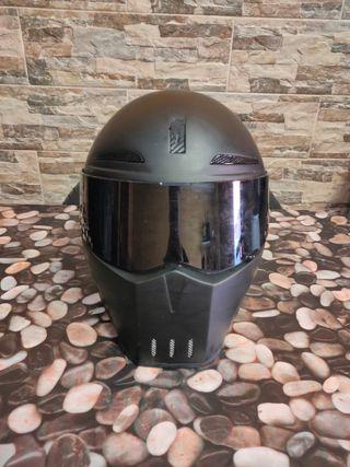 Casco Bandit alien 2