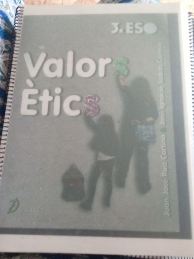 valors etics 3eso