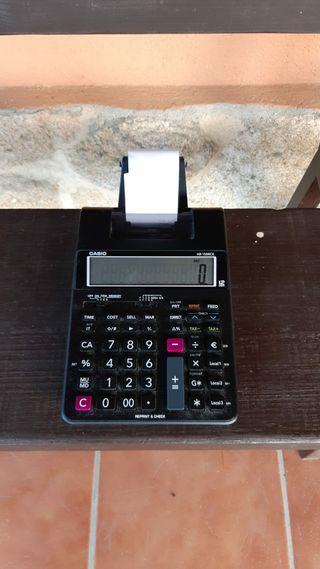 Calculadora Casio modelo HR-150ERC