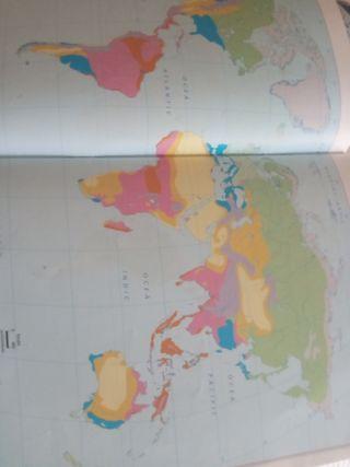 atles de geografia